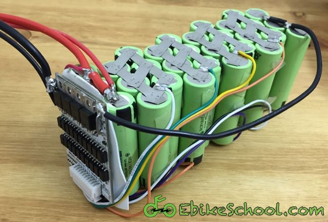 how to build a diy electric bicycle lithium battery from  6 batttery 36 volt lift battery wiring diagram #13