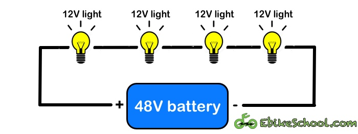 How To Add 12v Lights To Your Ebike Without A Dc-dc Converter